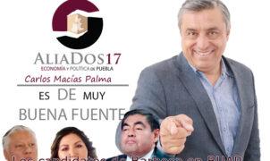 Candidatos de Barbosa